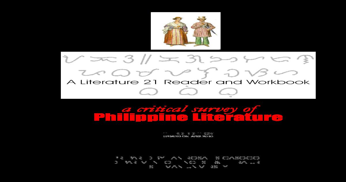 daluyong ni lazaro francisco pdf download