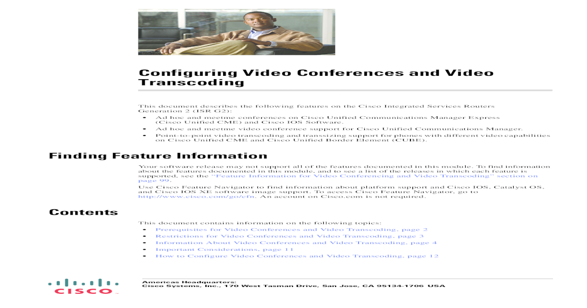 Video Trans Conf - [PDF Document]
