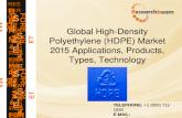 High Density Polyethylene (HDPE) Resin Designed for HB5502B
